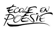 Logo ecole en poesie 1